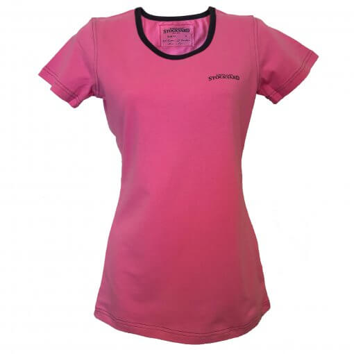 RM Williams Yallook T-Shirt - Pink