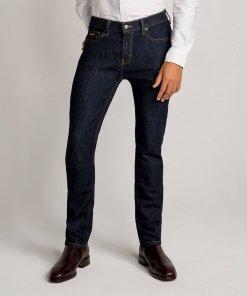 RM Williams Dusty Indigo Jeans