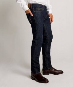 RM Williams Dusty Indigo Jeans