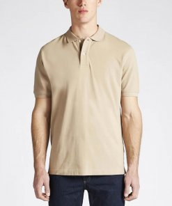 RM Williams 'Rod' Polo Shirt - Bone
