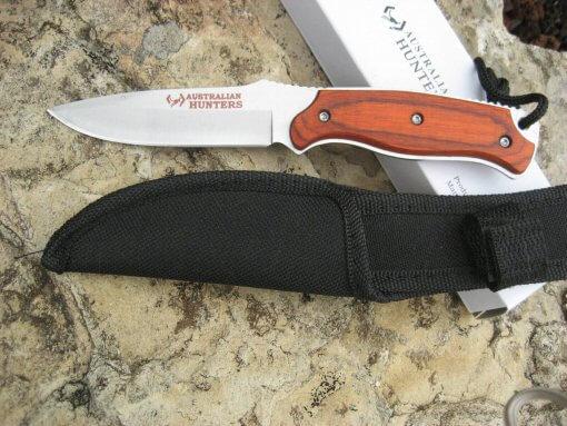 Full Tang Fixed Blade Hunting Knife