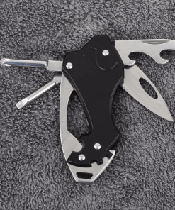 Stainless Steel 'Tiger' Folding Knife & 4-in-1 Multi Tool