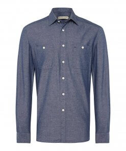 RM Williams Bourke Work Shirt