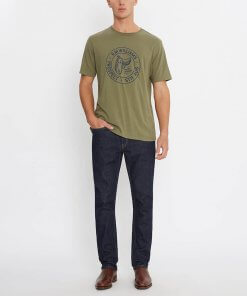 RM Williams 'Saddle' T-Shirt