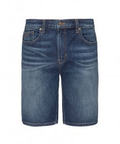 RM Williams Nicholson Denim Shorts