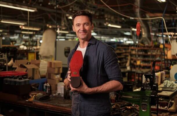 RM Williams Global Boot Ambassador Hugh Jackman
