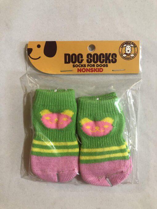 Pet Socks (Dog / Cat) Non Slip (Set of 4) - DSGNFC40