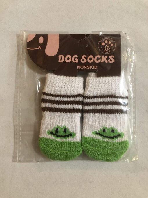 Pet Socks (Dog / Cat) Non Slip (Set of 4) - DSGNFG30