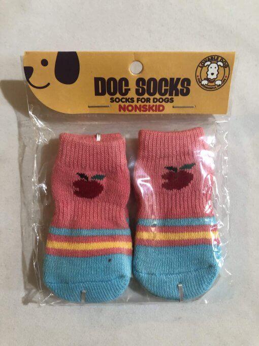 Pet Socks (Dog / Cat) Non Slip (Set of 4) - DSPKAP40