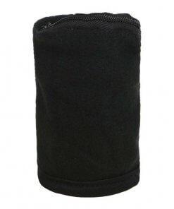 Fleece Wrist Wallet with Zip for Running/Walking/Jogging/Sports