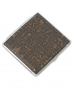 Egyptian Textured Designer Cigarette Case