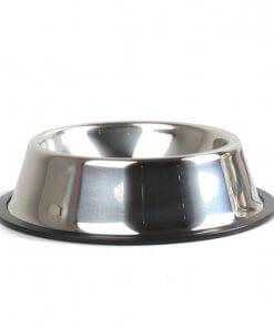 Non-slip Stainless Steel Pet Bowl
