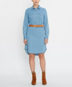 RM Williams Westerner Brigalow Shirt Dress