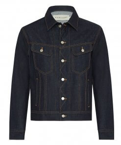 RM Williams Classic Denim Rider Jacket