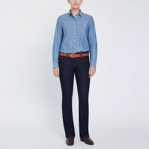 RM Williams Lady Grazier Work Shirt