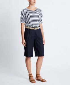 RM Williams Amby Wide Leg Shorts