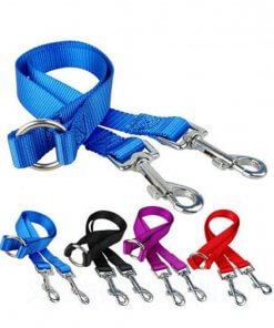 Dog Leash Coupler - Walk two dogs with a single leash