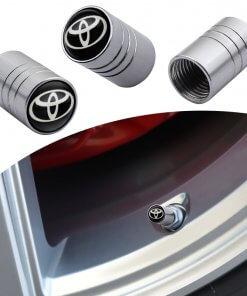 Toyota Tyre Valve Caps
