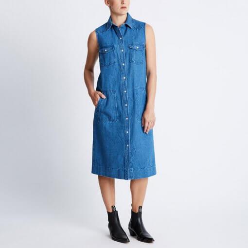 RM Williams Marla Sleeveless Dress
