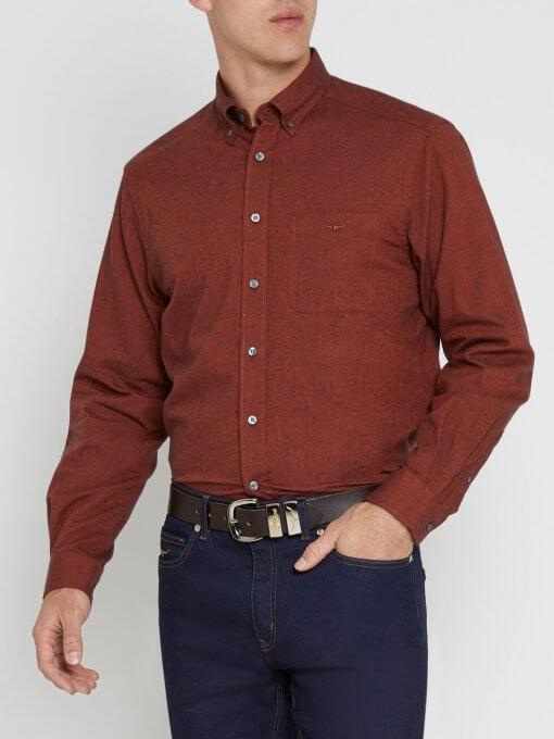 RM Williams Collins Button Down Shirt