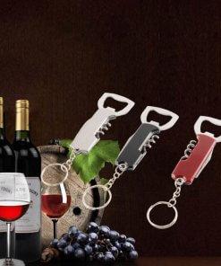 Multi Keyring Bottle Opener